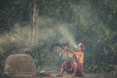 Photograph Rural life by Visoot Uthairam on 500px