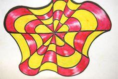 Splish Splash Splatter: Optical Illusion Drawings. Teens love doing drawings like this during summer art class!