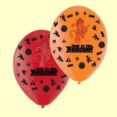 Fireman Sam Party Balloons