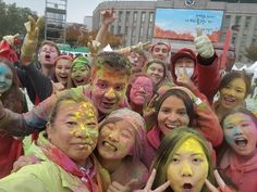 Exchange students having fun in Seoul! Read more about student life in Korea here!