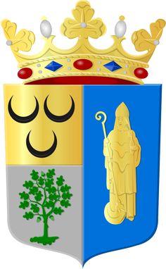 Municipality of Schijndel (41.66Km²) Netherlands, Province: North Brabant #Schijndel #NorthBrabant #Netherlands (L21443)