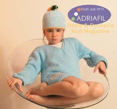 Sara Twin Set in Adriafil Navy - Downloadable PDF. Discover more patterns by Adriafil at LoveKnitting. We stock patterns, yarn, needles and books from all of your favourite brands.