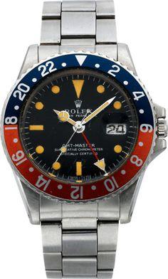 Vintage Rolex GMT Master Watch
