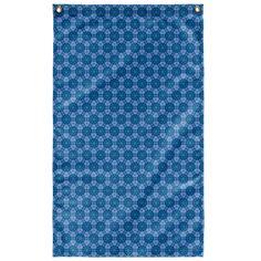 Pattern 001-002 - Wall Flag...