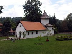 Manastir Jovanje kod Valjeva.