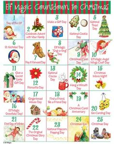 Elf Magic Advent Calendar 2012 - Elf Magic