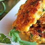 Jalapeno Corn Fritters