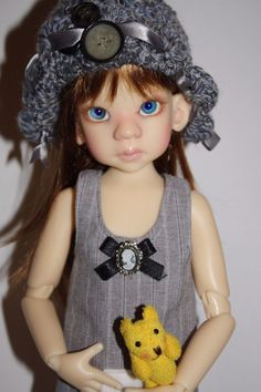 Nine to Five Doll Outfit Talyssa Hope Miki DT 7 MSD Kaye Wiggs BJD Clothing | eBay