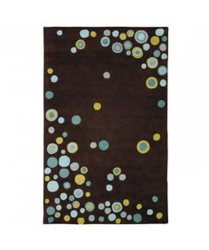 Islands Hand-Tufted Wool Rug-angela adams--would love to have this rug in a round size in my entryway.