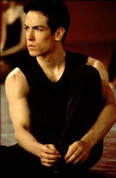 Sascha Radetsky on Centerstage,one of my favorite male dancers :)