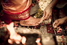 Saptapadi- South Indian wedding