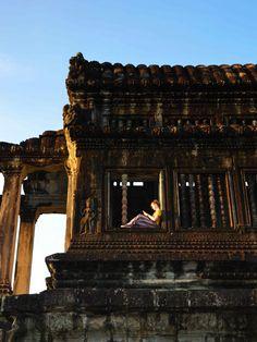 Angkor Wat & Myself