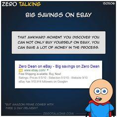 Big savings on ebay #ZeroTalking
