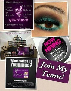 #beauty #natural #mineral #makeup #flawless #younique #cosmetics #3 D Fiber Lashes # pigments #lipgloss #eyes #moisturizer Http://youniqueproducts.com/Biancabryan