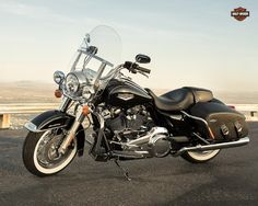 2017 H-D Road King® Classic - Starting At £19,195. http://harley-davidson.com/en_GB/Motorcycles/road-king-classic.html