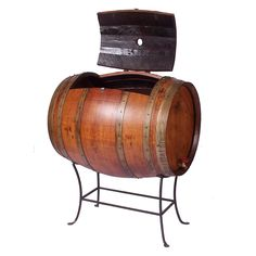 36 Best Wine Barrel Furniture Made In The Usa Images In