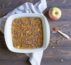 This simple Pumpkin Apple Breakfast Bake has all the yummy flavors of fall in one easy dish! Packed full of nutrients, healthy fats, and is Paleo and Whole30 compliant.  It's the beginning of September, and I've decided to commit myself to pumpkin. Normally I wait a few more weeks, and enjoy all the apple recipes....Read More »
