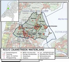 Regio Zaanstreek-2009