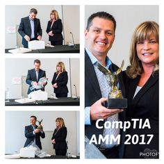 Thank you Annette Taber and the entire team at CompTIA - The Computing Technology Industry Association for celebrating my U.S. Citizenship this week in Chicago!