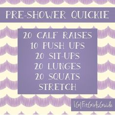 Before you jump in the shower tomorrow! Do it yourself and Challenge a friend. We Challenge longtime awesome Fit Girl @fitgirl_kimberly! #28DayJumpstart #FitkiniBodyChallenge #FitGirlsCook www.fitgirlsguide.com