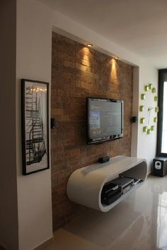 interior design ideas tv unit photo - 6 | TV Units | Pinterest | Tv ...