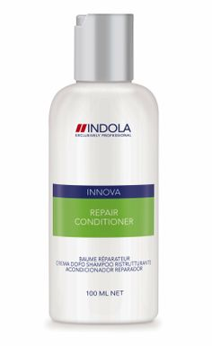 Indola Innova Repair Conditioner 100ml Color Shampoo, Dandruff, Conditioner, Personal Care, Bottle, Beauty, Hair, Moisturizer, Hair Conditioner