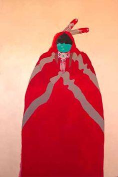 Artist Louis DeMayo 1926-2016  Acrylic on canvas