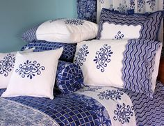 Bedroom Collection-Block Printed