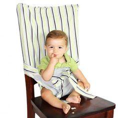 Tie Chair Travel High Chair