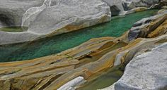 Crystal Clear Swiss River Verzasca 8