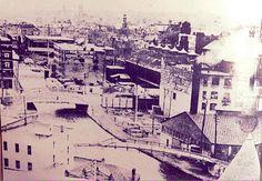 Oswego canal from city hall