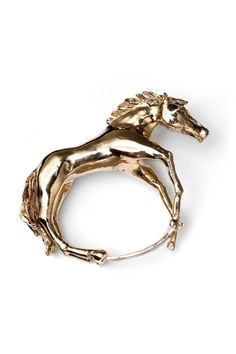 Chloe horse bracelet...so pretty.