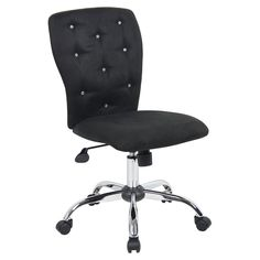 Boss Tiffany Microfiber Chair - Overstock™ Shopping - The Best Prices on Boss Task Chairs