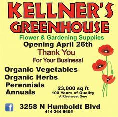 Photo of Kellner Greenhouses - Milwaukee, WI, United States