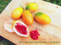 Fruto de la Passiflora Caerulea (Maria Martinez Dukan)