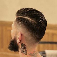 We just love traditional haircuts. ✂️ #holicstvi #holicstvisvoboda #barber #barbershop #barbergame #barberhub #barberart #barbergang #barberlove #traditional #classic #onlyclassicnoshit #oldschool #oldtown #pomade #reuzel #suavecitopomade #prague #czechrepublic
