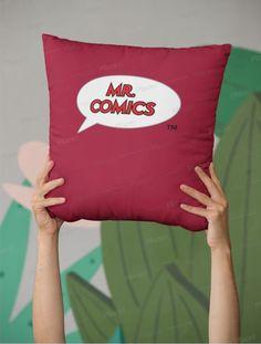 Get more stuff like this at Mr. Pillows, Comics, Shop, Throw Pillow, Comic Book, Cartoons, Cushions, Comic Books, Cushion