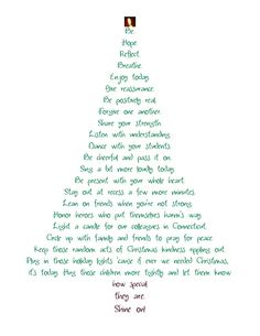 Let There Be Light- just beautiful Teachers Christmas Quotes, Christmas And New Year, Christmas Holidays, Christmas Wishes, Christmas Ideas, Christmas Decorations, Holiday Themes, Holiday Crafts, Be Light