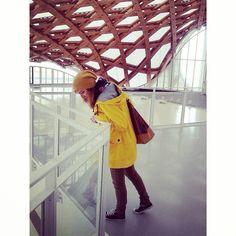 Instagram media by blabladejasmin - Vue d'en haut #petitbateauraincoat