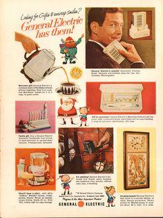 https://flic.kr/p/P8qExP   1967 General Electric Christmas Advertisement Time Magazine December 8 1967   1967 General Electric Christmas Advertisement Time Magazine December 8 1967