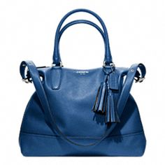 Another Coach - in my sweet purse dreams only.  I'm in love with this blue.