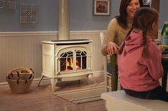 Corrugated Tin Wood Stoves And Stove On Pinterest