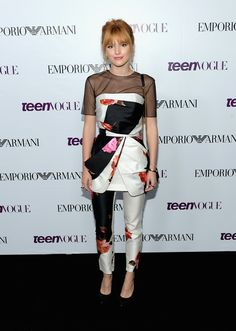 Bella Thorne attends Teen Vogue Young Hollywood Party on September 27, 2013 in West Hollywood, California.