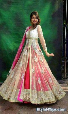 Beautiful stunning Pakistani outfit