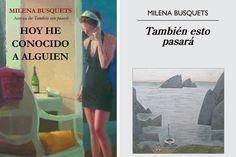 Antes de llegar a Buenos Aires, la escritora española nos cuenta cómo trabajó sus emociones para crear el  best seller También esto pasará .