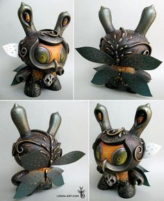 Atropa Dunny CV.1 by Jason Limon