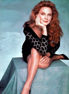 Gates McFadden played Dr. Beverly Crusher in Star Trek: The Next Generation