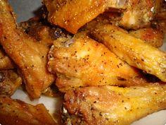 Wing Stop Garlic pepper wings