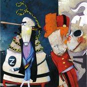 Steven Van Hasten's Portfolio - International editorial and children's book illustrator. Norway Sweden Finland, Denmark, Bizarre Animals, Weird Creatures, Crazy People, Van, Comics, Gallery, Children