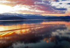 Prespa Lake, Greece